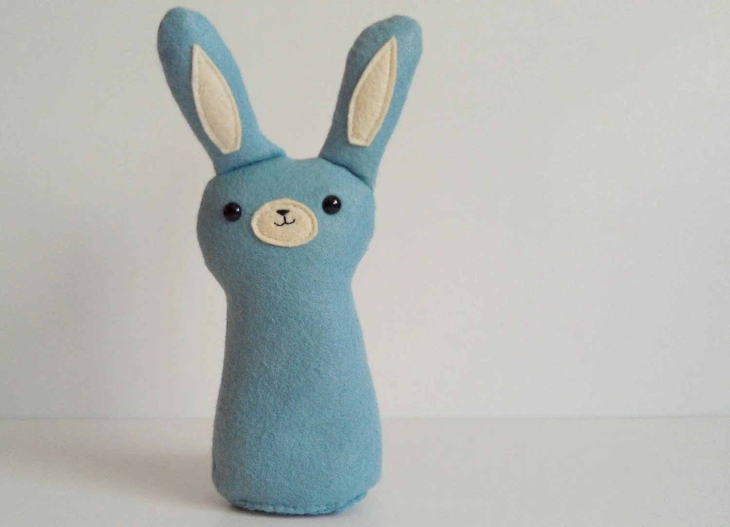 bleuberry the woodland spring bunny - easter bunny - made to order - sleepyking
