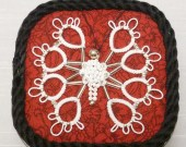 Tatted Lace Butterfly Box -Sweet Darla
