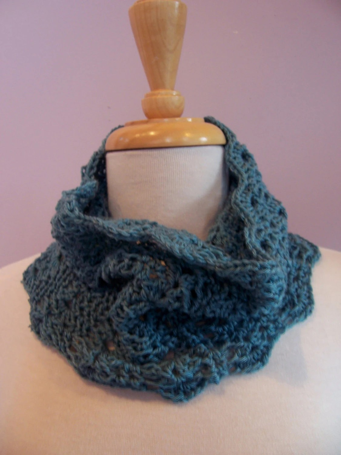 Feminine Neck Cowl, Made to Order