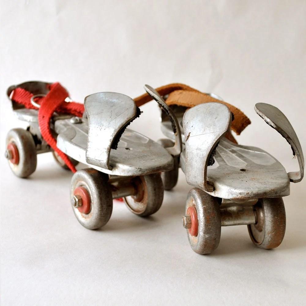 Roller skates in the 70s - Vintage Roller Skates