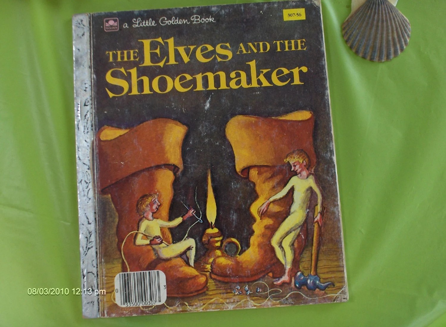 The Elves And The Shoemaker A Little By Daisvintagetreasures