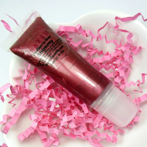 Shimmy...Merlot Shimmer Sticky Lipgloss Tube enriched with Meadowfoam Oil & Vitamin E in 5g size. Gorgeous color by BRAZEN COSMETICS. - BrazenCosmetics