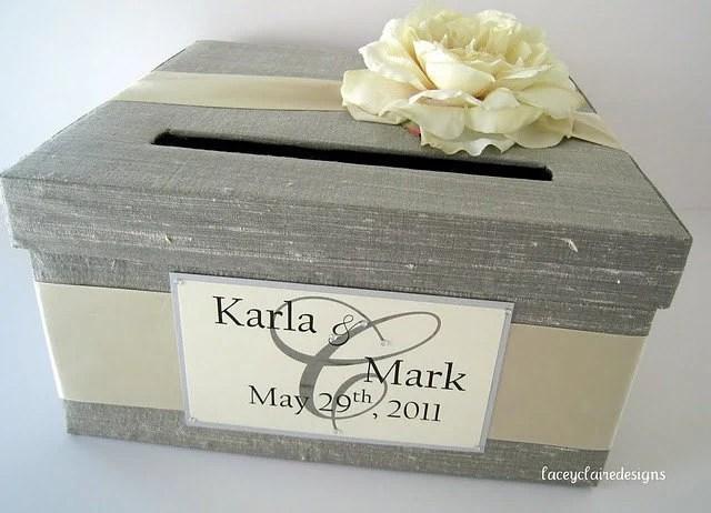 Wedding Card Box Wedding Card Holder Wedding Card Money Box