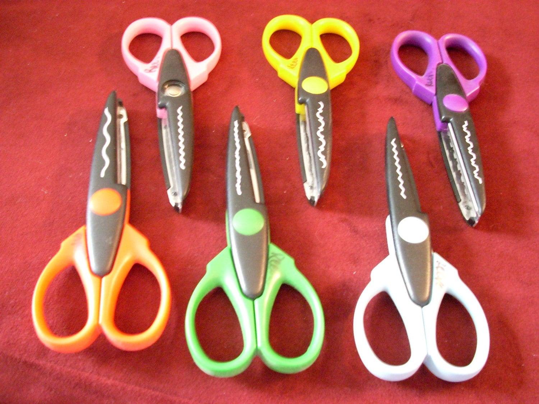 Childrens Craft Scissors