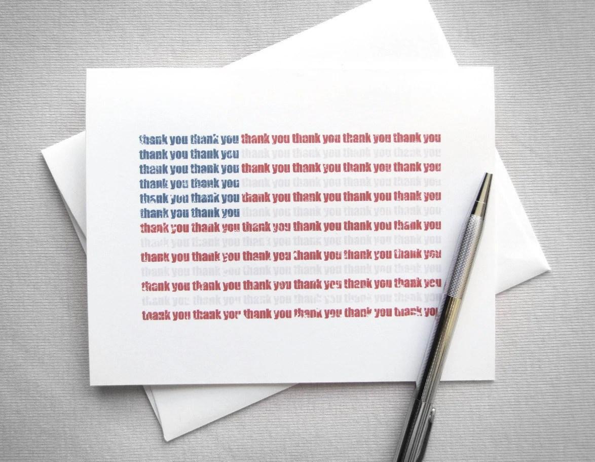 Printable American Flag Card 4th Of July Card Printable