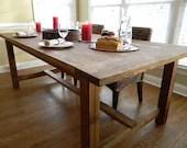 Farmhouse Dining Table - carolinafarmhouse