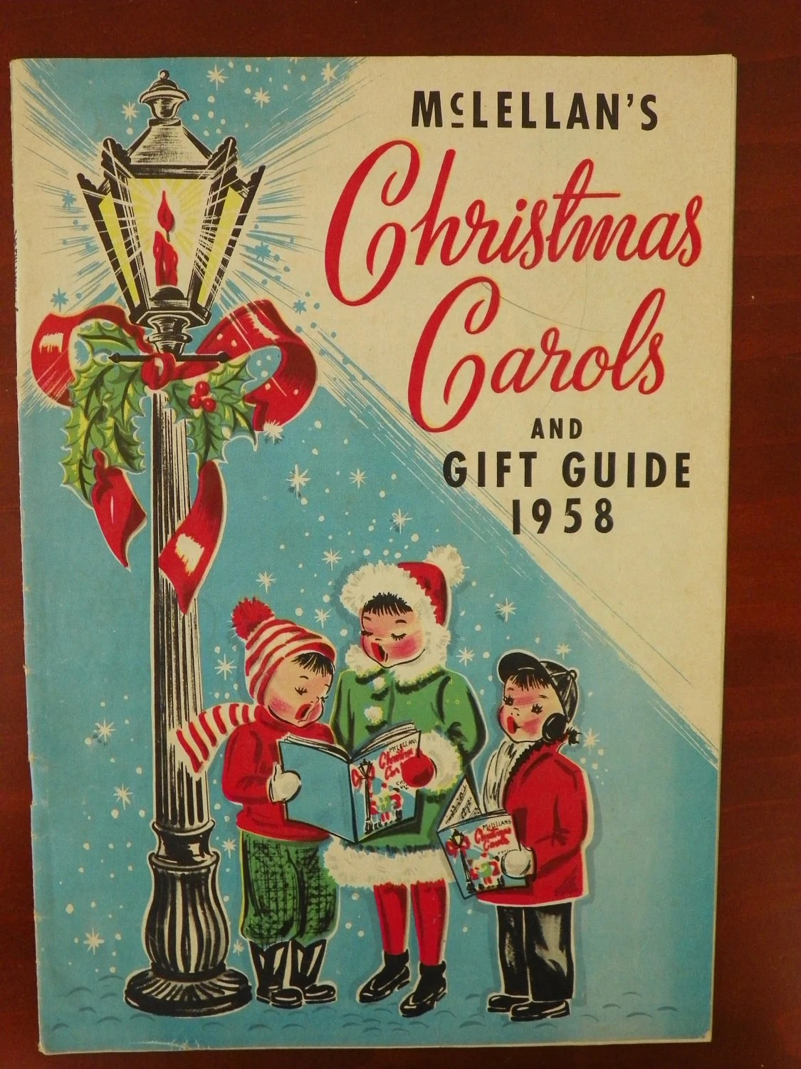 Items Similar To Vintage Christmas Magazine Catalog