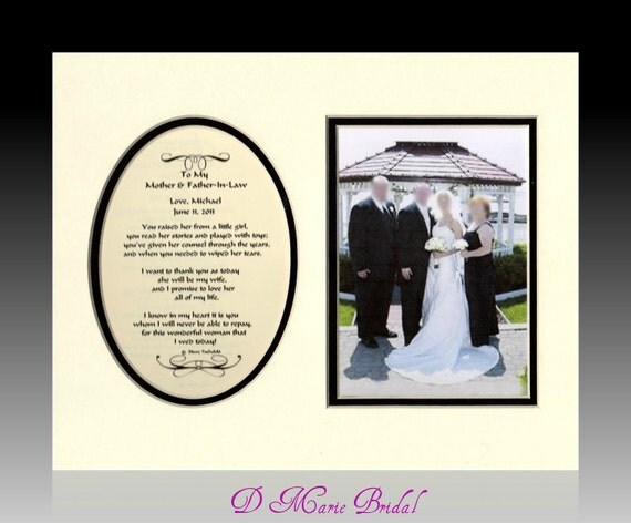 Items Similar To Wedding To My Mother And Father-In-Law