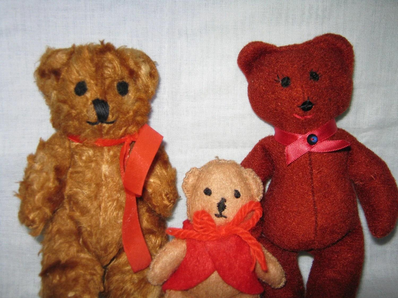 Teddy Bear Three Little Bears By Gatormom13 Just Reduced