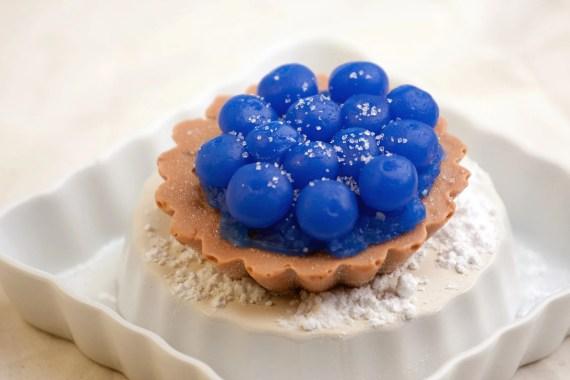 Blueberry Tart Soap - WhippedUpWonderful
