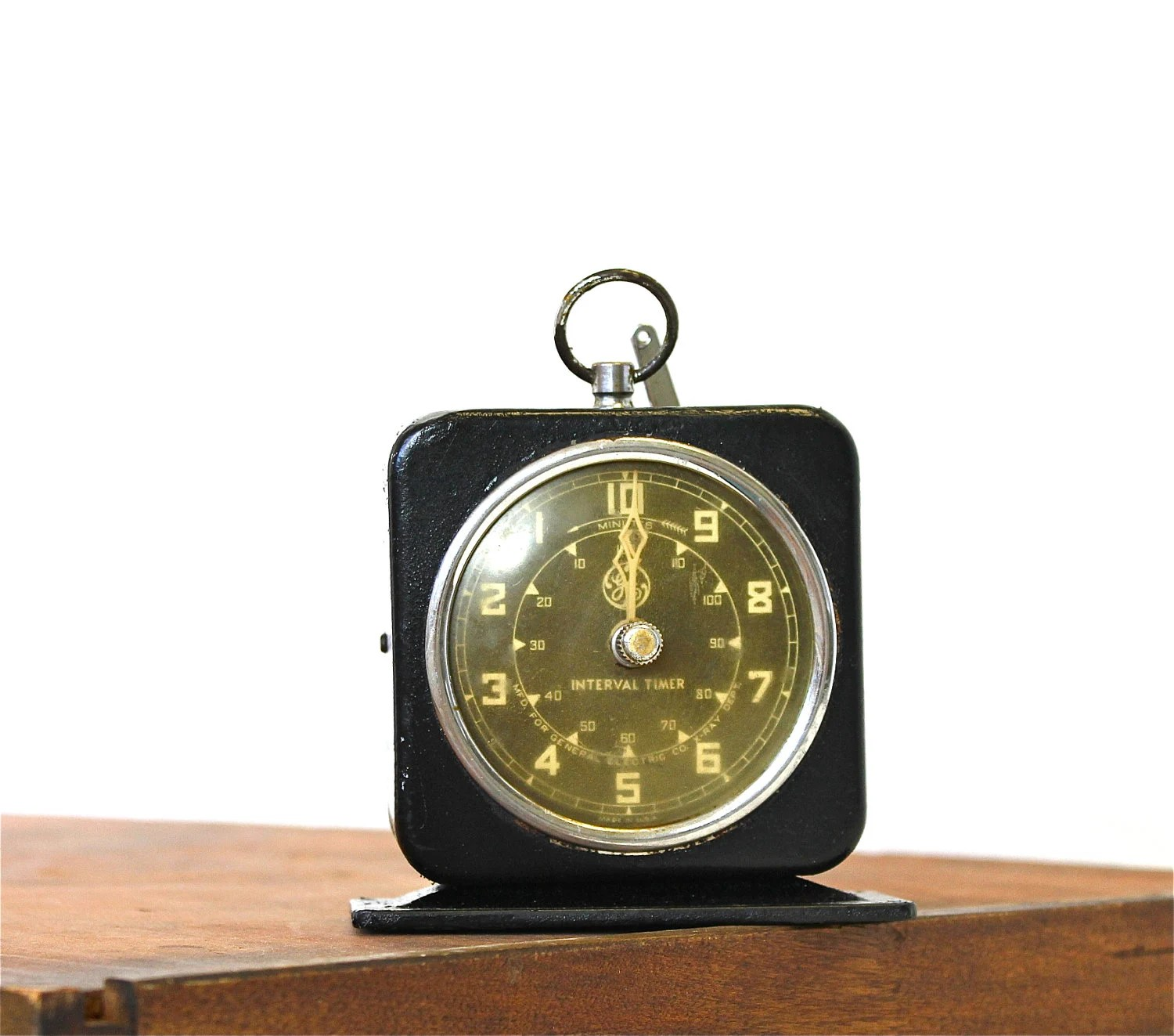 X Ray Department - Vintage GE Timer - Vintage Interval Timer - New Year - Numbers - Industrial - becaruns