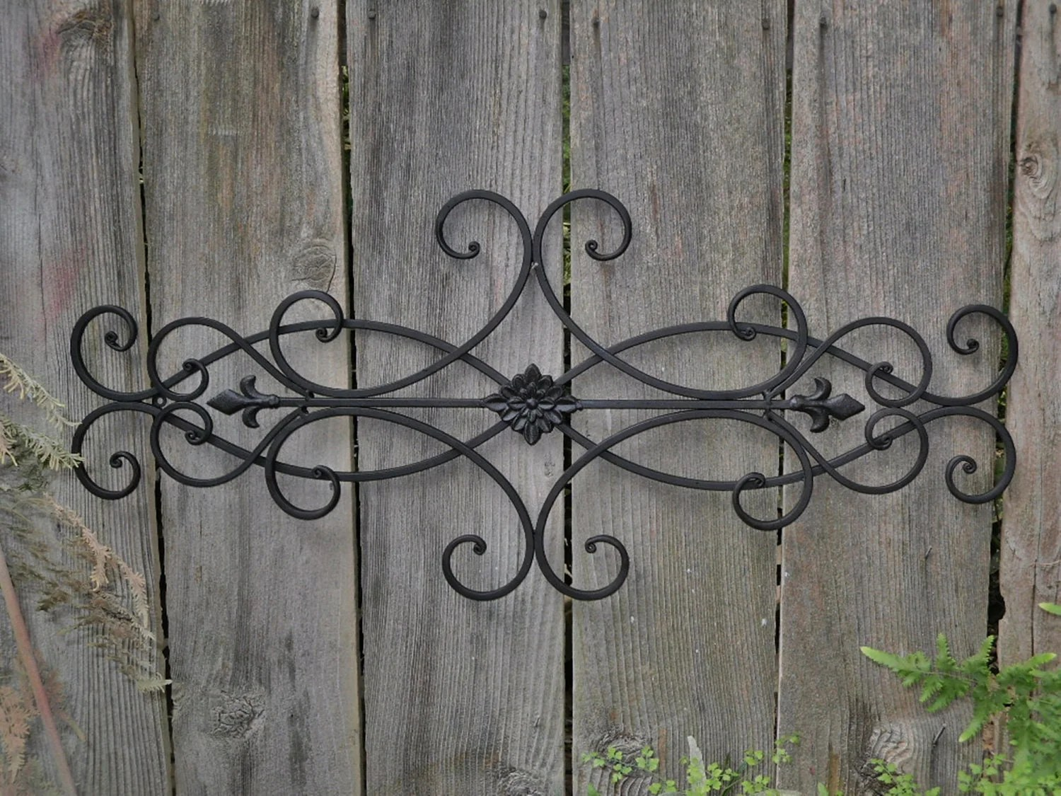 Hanging Art, Wrought Iron And Iron Wall On Pinterest