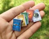 Game of Thrones Miniature Book Bracelet