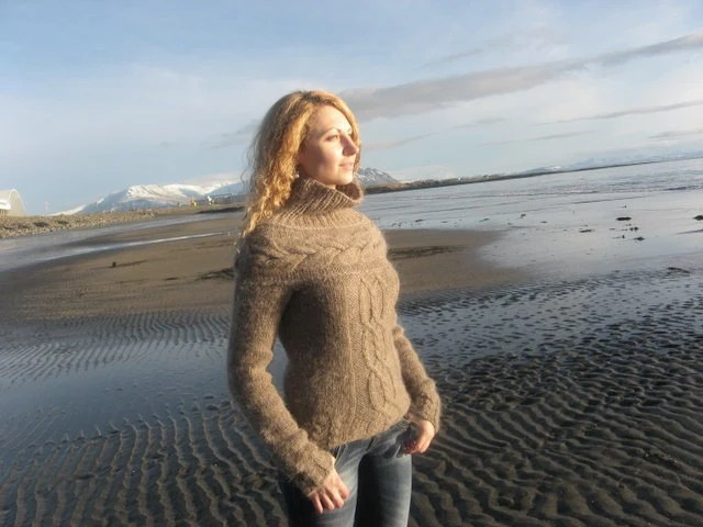 Icelandic Lopi Sweater - PaveLoppi