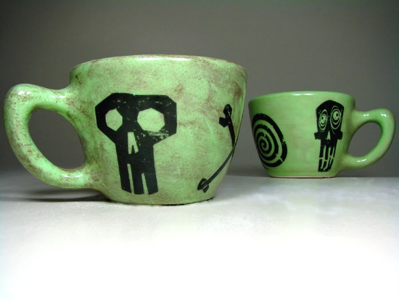 ParaNorman - Tazze in ceramica
