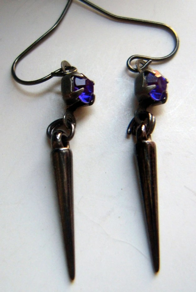 Hawkeye Earrings