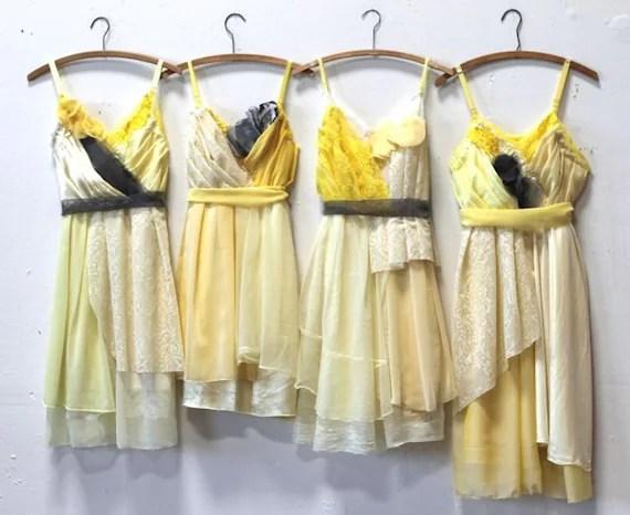 Individual Final Payments for Alison Giacinto's Custom Bridesmaids Dresses