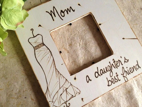 Mother Of The Bride Wedding Gift For Mother Mom By