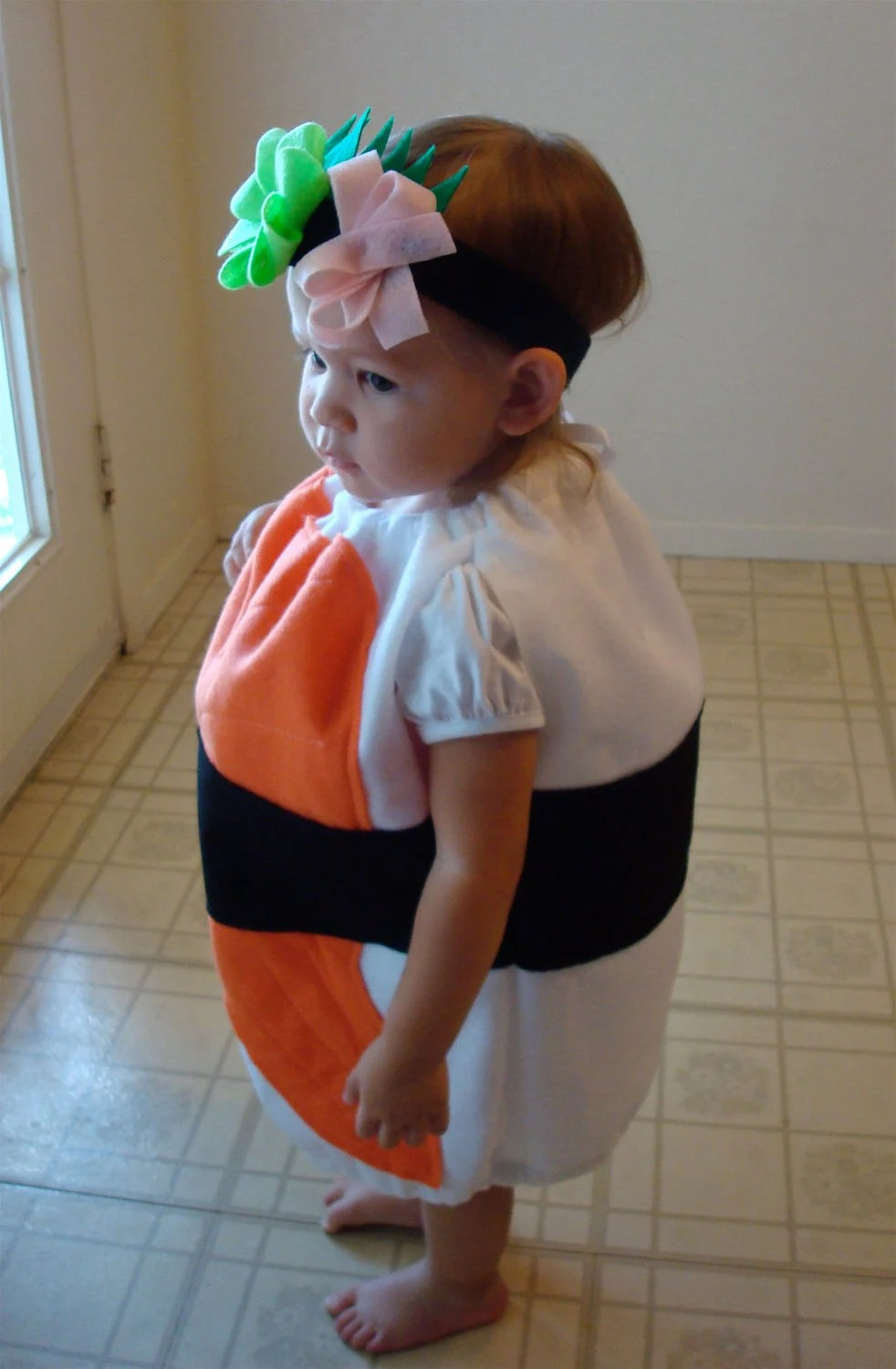 Kids Sushi Costume Childrens Costume By Thecostumecafe On Etsy