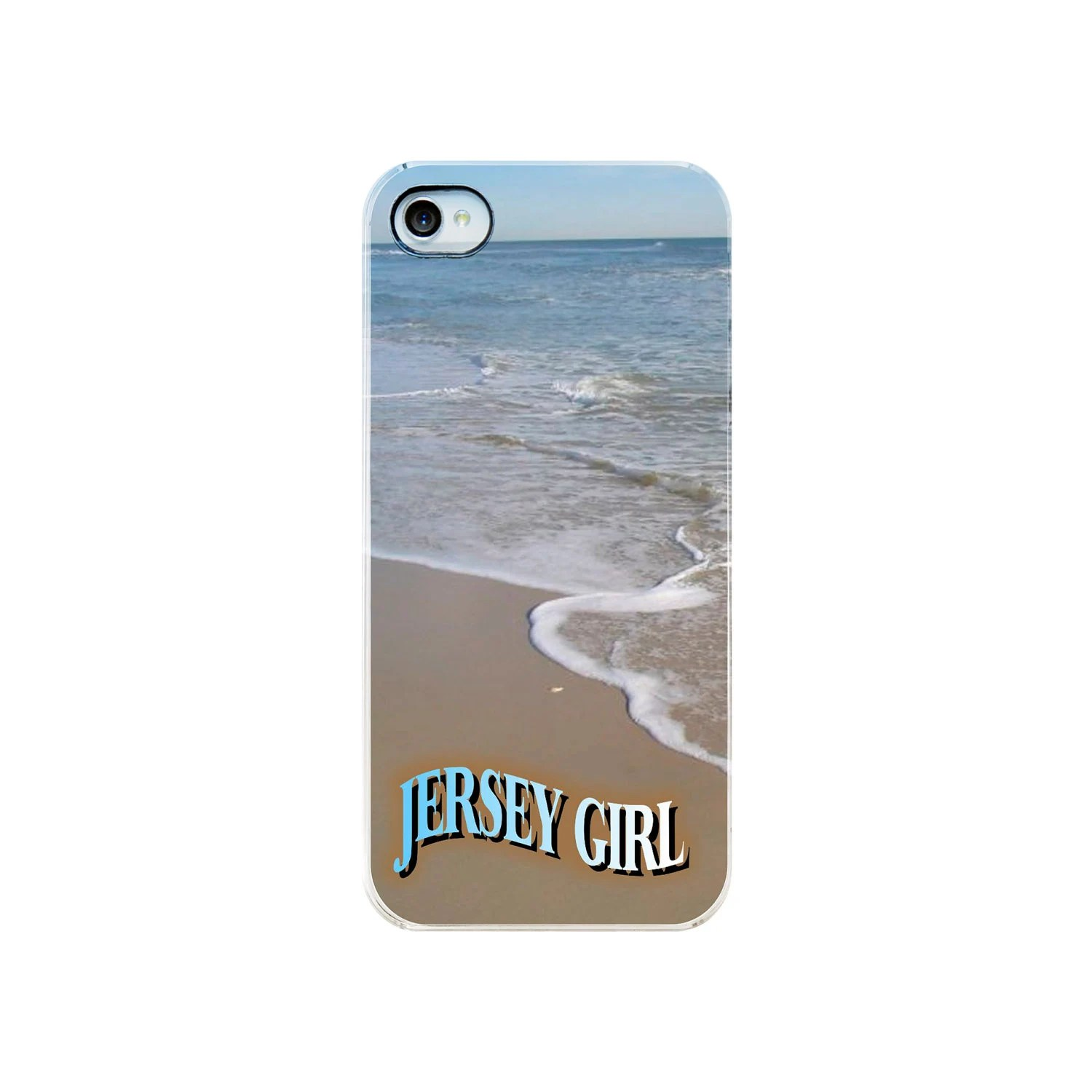 "New IPhone 5, 4, 4s, plastic cases "" Jersey Girl"" - moonlightphotography"