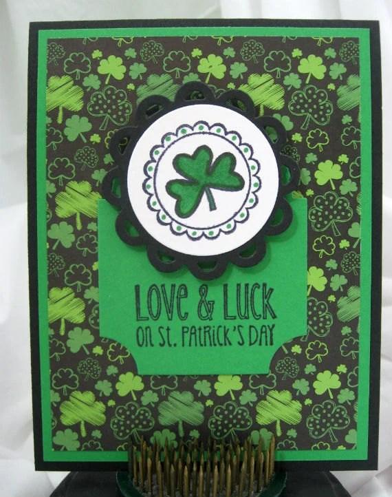 Love & Luck Card