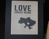 Love Crosses Oceans (Ukra...