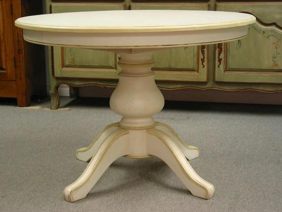 Items Similar To Round DiningTable / Single Pedestal
