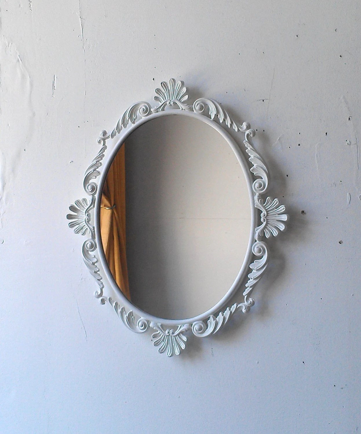 Vintage Wall Mirrors And Upcycled Home By SecretWindowMirrors