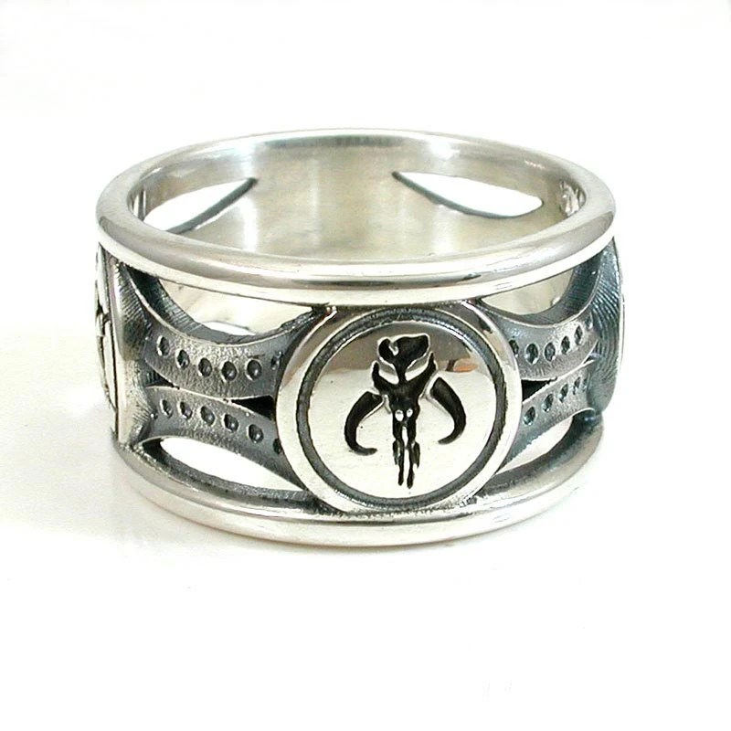 Items Similar To Mythosaur Skull Star Wars Silver Mens