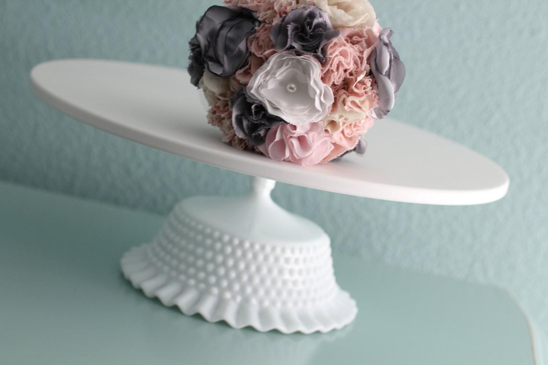 14 Wedding Cake Stand Pedestal Vintage Inspired Cake