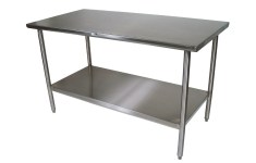 Deluxe Custom Metal Kitchen Table That Will Attract Your Attention For Sure