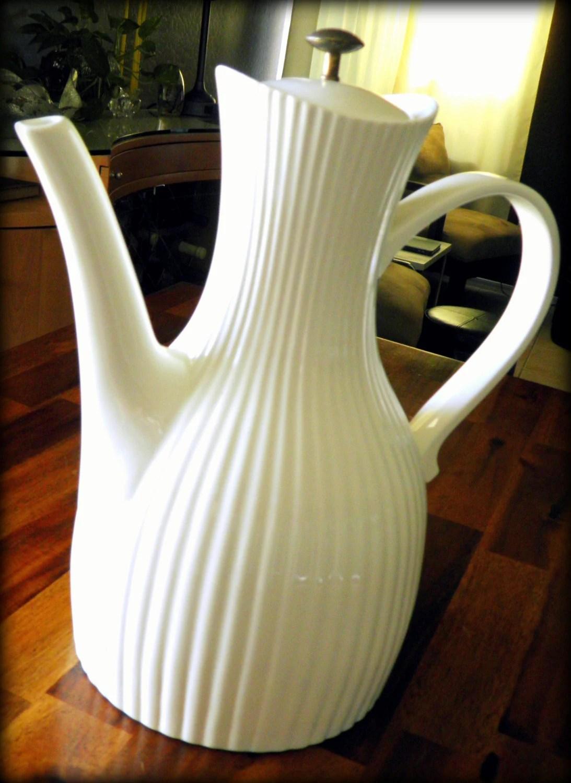 Ernest Sohn mid-century teapot