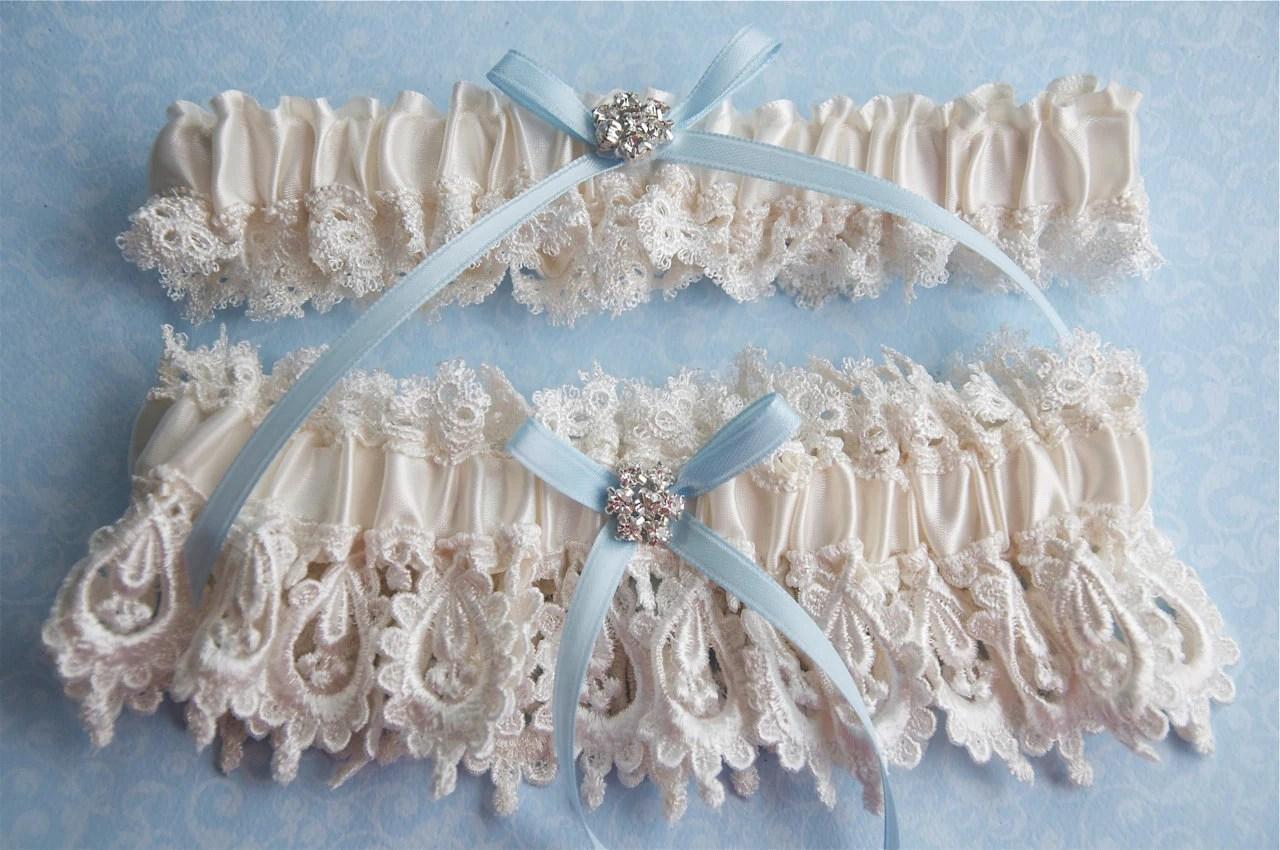 Garter Wedding Garter Garter Set Bridal Garter Bride By