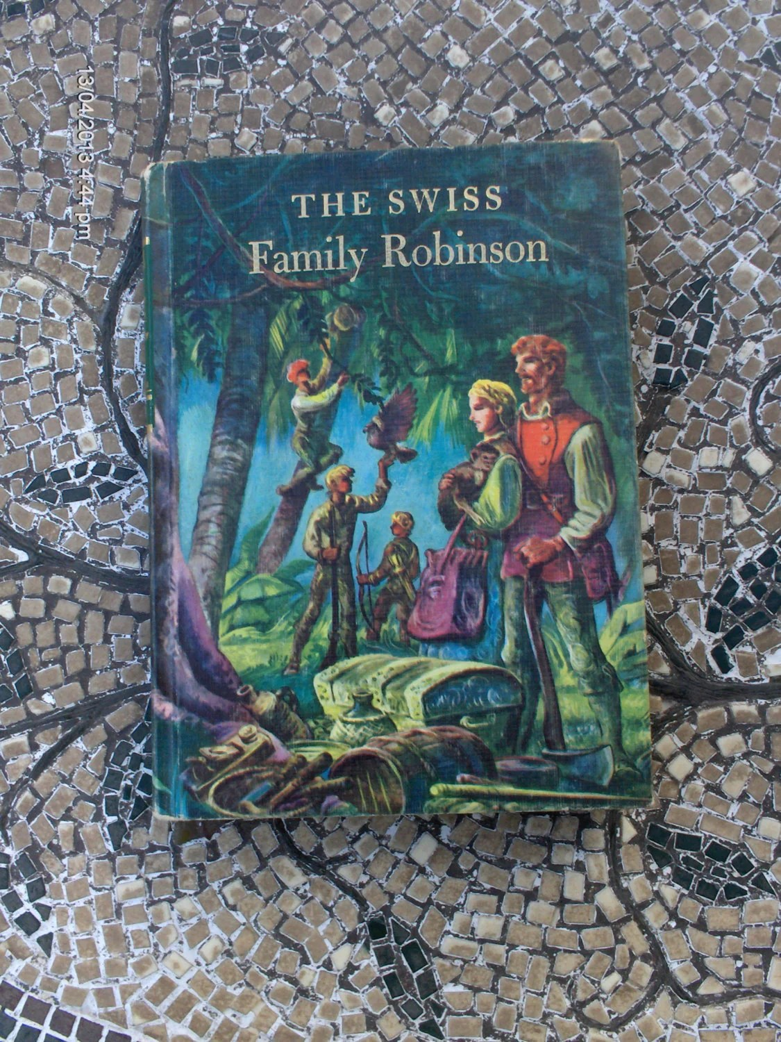 The Swiss Family Robinson By Johann Wyss Illustrated By