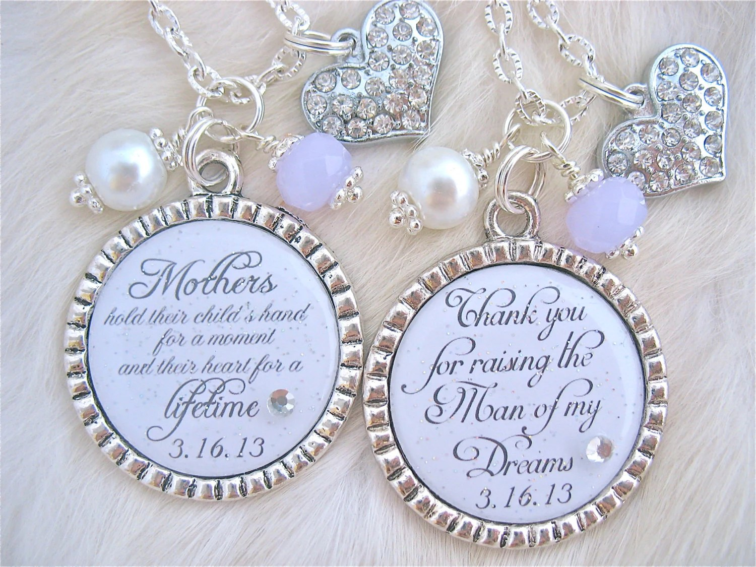 BRIDAL SHOWER GIFT Mother Of Bride Gift Mother By