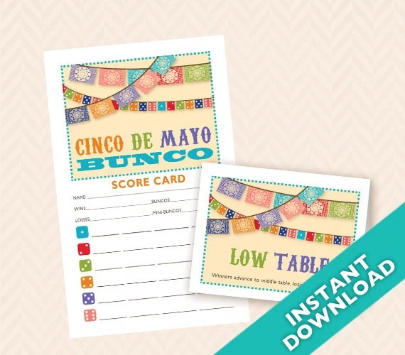 Downloadable Cinco De May...