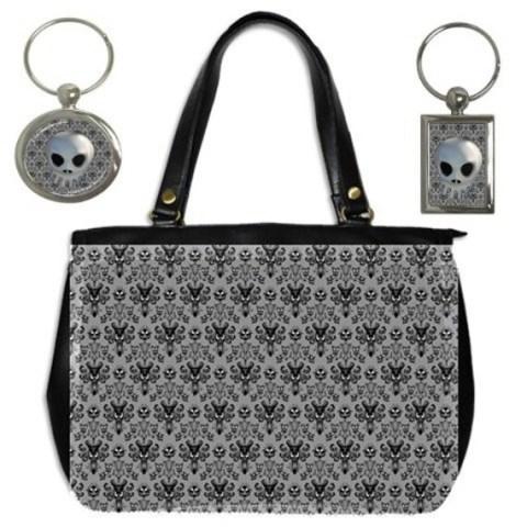 etsy etsy.com Haunted Mansion Bag Purse Handbag Total Chaos Bootique totalchaosbootique