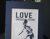 Love Crosses Oceans (Phil...
