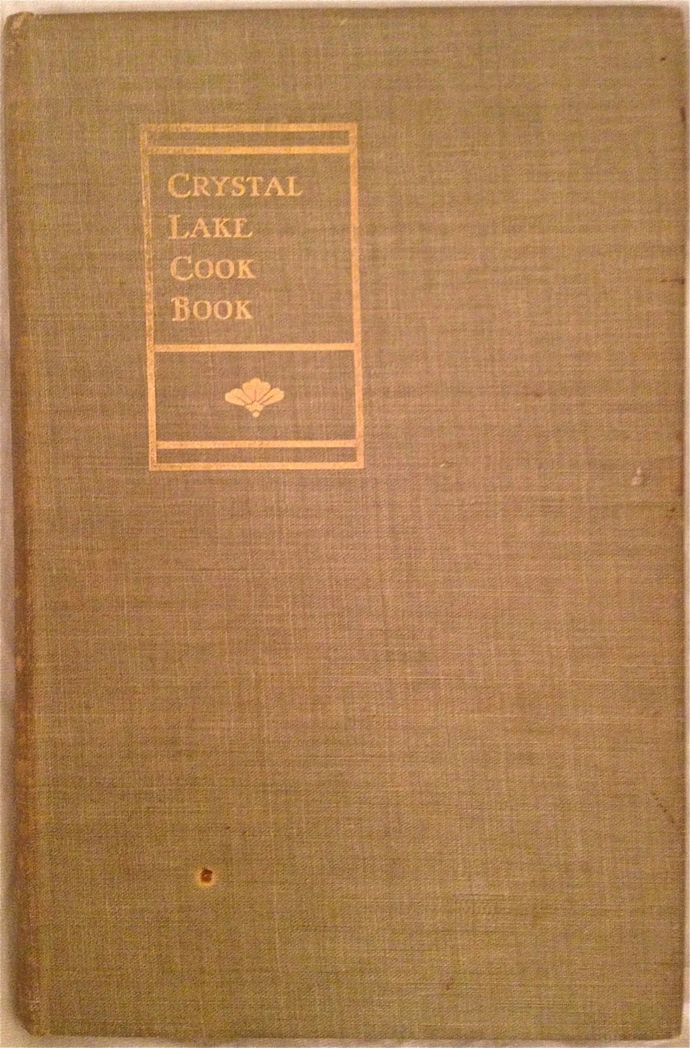 Crystal Lake Cook Book-1902