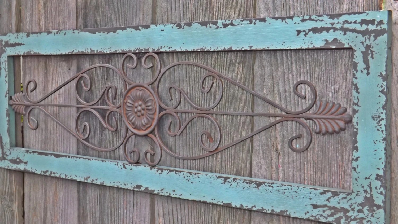 Customer Appreciation Wrought Iron / Ornate By Theshabbyshak