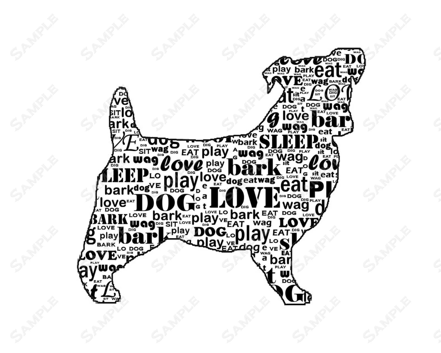 Personalized Jack Russell Terrier Dog Jack Russell By Pet Ts