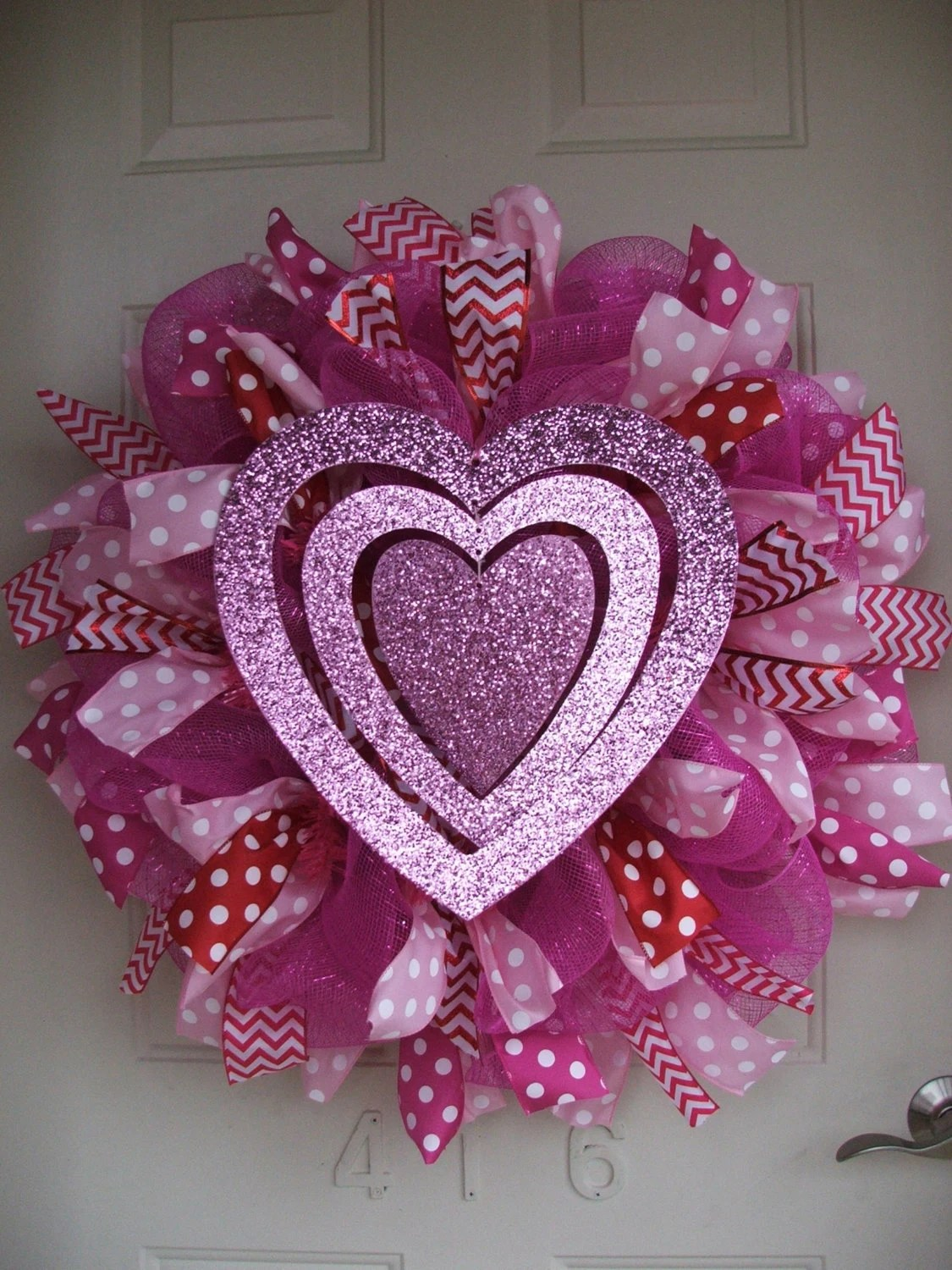 Show Your Front Door A Little Love With A Handmade Wreath