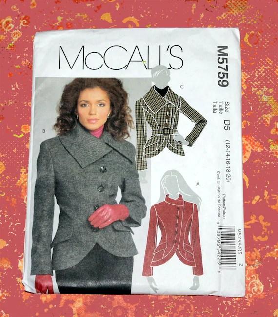 Mccall's 5759