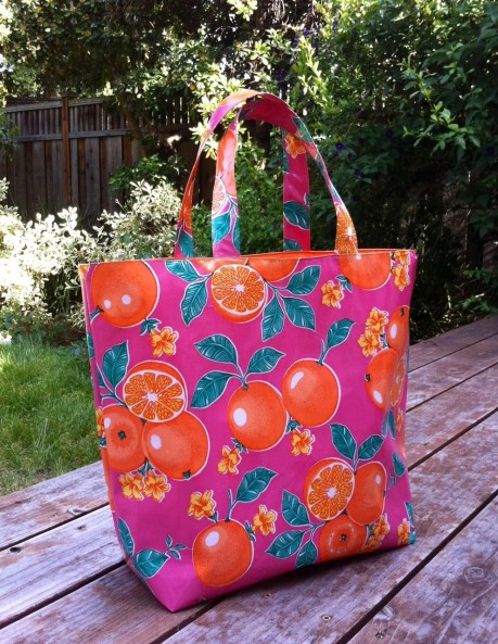 15 Pretty Reusable Grocery Bags From Etsy