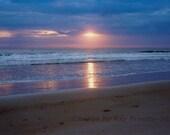 Flagler Beach Sunrise, Fl...