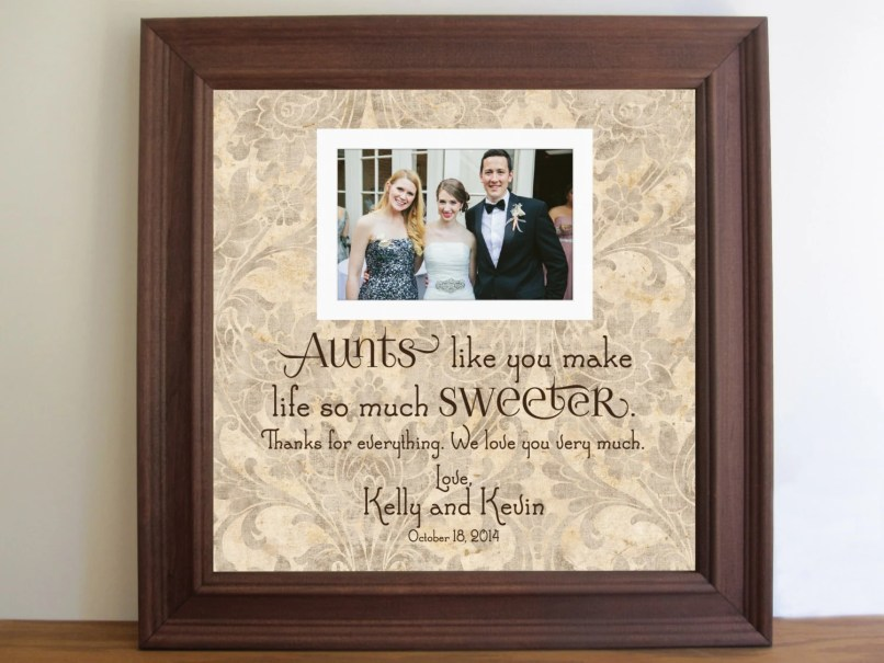 Special Aunt Picture Frames | Frameswalls.org