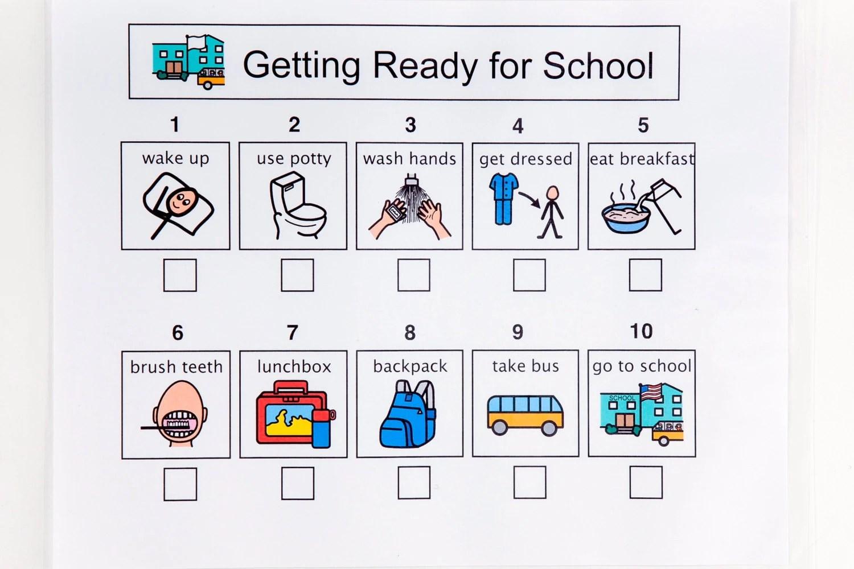 Worksheet Getting Ready