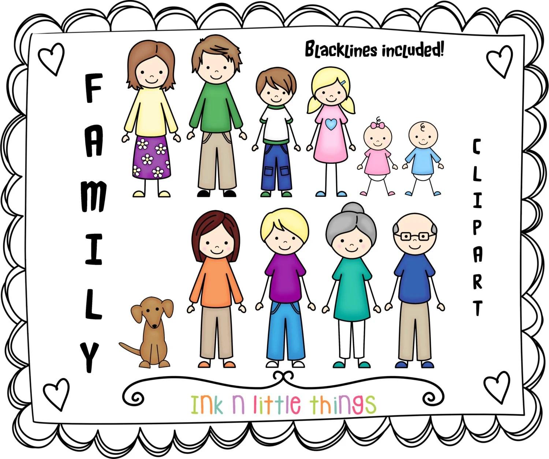 Family Worksheet Free Download