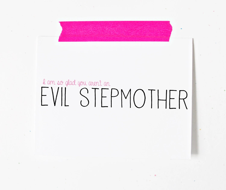 Evil Stepmother Quotes QuotesGram