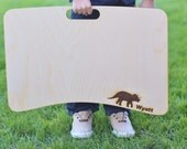 Personalized Kids Lap Tray Dinosaurs Toddler Christmas Gift Under 20 NEW Design - braggingbags
